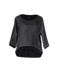Marc Cain Sports Topwear Sweatshirts Women Black