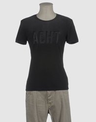 Acht Short Sleeve T Shirts Black