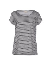Numph Numph Topwear T Shirts Women Grey