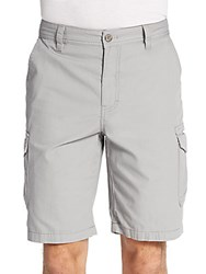 Saks Fifth Avenue Cotton Cargo Shorts Griffin