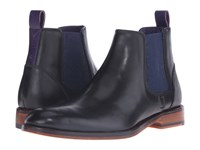 Ted Baker Camroon 4 Black Leather Men's Pull On Boots