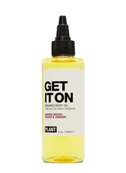 Plant Apothecary Get It On Body Oil White