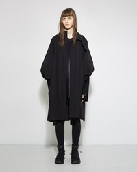 Y 3 Sport Waterproof Parka Black