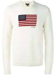 Woolrich 'Womag' Pullover White