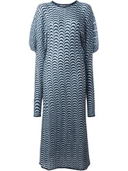 And Re Walker Balloon Sleeve Knitted Dress