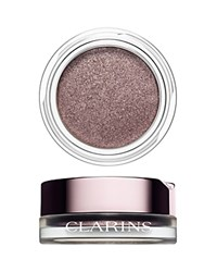 Clarins Ombre Iridescent Cream To Powder Eyeshadow 06 Silver Plum