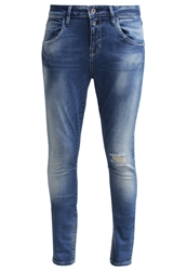 Only Onllise Antifit Relaxed Fit Jeans Dark Blue