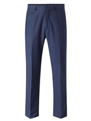 Skopes Kennedy Suit Trousers Royal Blue