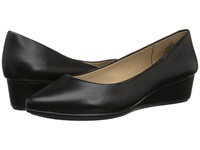 Easy Spirit Avery Black Leather Women's Shoes