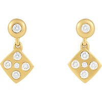 Linda Lee Johnson Women's Momento Earrings No Color