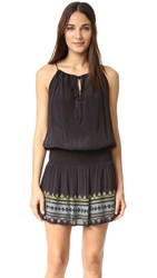 Chloe Oliver South Beach Mini Dress Black