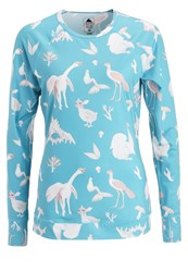 Burton Long Sleeved Top Anomaly Light Blue