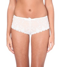 Passionata White Nights Mesh Shorts