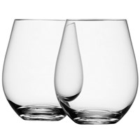 Lsa International Wine Stemless Red Wine Glasses Set Of 4