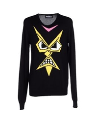 Jeremy Scott Sweaters White