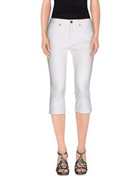 Burberry Brit Denim Denim Capris Women