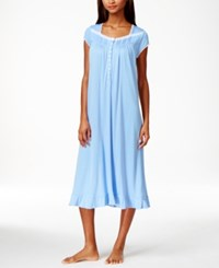 Eileen West Cap Sleeve Nightgown