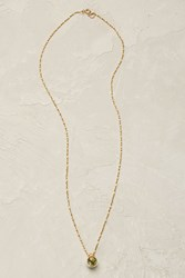 Catherine Weitzman Gemology Necklace Green