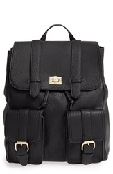 Sole Society 'Shaw' Faux Leather Backpack