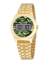 Sector Wrist Watches Gold