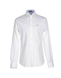 Pirelli Pzero Shirts Shirts Men White