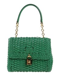 Dolce And Gabbana Bags Handbags Women Green