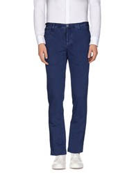 Icon Trousers Casual Trousers Men Slate Blue