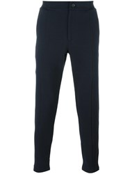 Paolo Pecora Slim Fit Trousers Blue