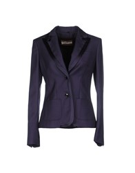 Galliano Suits And Jackets Blazers Women Purple