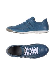Hogan Rebel Footwear Low Tops And Trainers Men Pastel Blue
