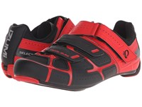 Pearl Izumi Select Rd Iv Black True Red Men's Cycling Shoes