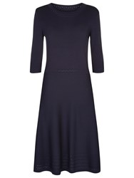Fenn Wright Manson Samoa Dress Navy