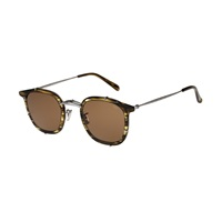 Eyevan 7285 Sunglasses Brow Sil80012