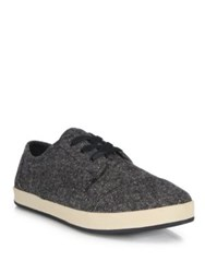 Toms Paseo Canvas Low Top Sneakers Grey
