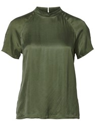 Selected Femme Brooke Top Thyme