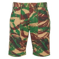 Garbstore Men's Service East Shorts Camo Green