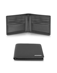 Porsche Design Cl 2.0 Black Genuine Leather Billfold