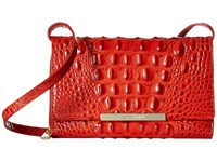 Brahmin Michelle Cayenne Handbags Red