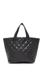 Deux Lux Billie Quilt Tote Black