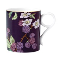 Wedgwood Tea Garden Mug Blackberry
