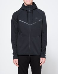 Nike Nsw Tech Fleece Windrunner Black