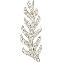 Feathered Soul Women's Feather Ear Cuff No Color