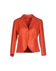 Pennyblack Suits And Jackets Blazers Women Rust