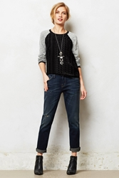 Current Elliott Fling Relaxed Jeans Sidecar Destroy