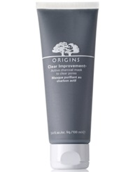 Origins Clear Improvement Active Charcoal Mask To Clear Pores 3.4 Oz.