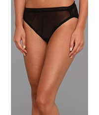 Ongossamer Gossamer Mesh Hi Cut Brief 3012 Black Women's Underwear