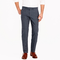 J.Crew Bowery Slim Pant In Cotton Linen