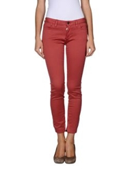 Dolce And Gabbana Casual Pants Camel