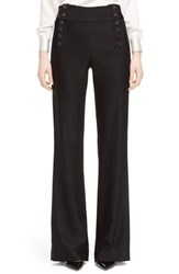 Veronica Beard Women's 'Enchanted Evening' Button Detail Pants