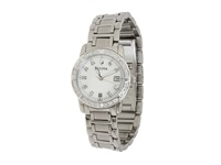 Bulova Ladies Sport Marine Star 96R105 Stainless Steel White Face Dress Watches Silver